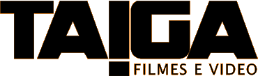 Taiga Filmes and Video Logo